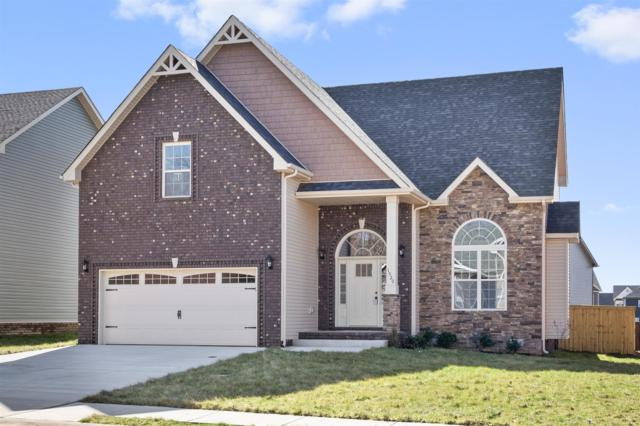 88 Locust Run, Clarksville, TN 37043 (MLS #2011977) :: Nashville on the Move