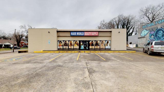 2609 Gallatin Pike, Nashville, TN 37216 (MLS #2012031) :: RE/MAX Choice Properties