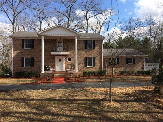 836 Dripping Springs Rd, Winchester, TN 37398 (MLS #2012196) :: Kari Powell Group