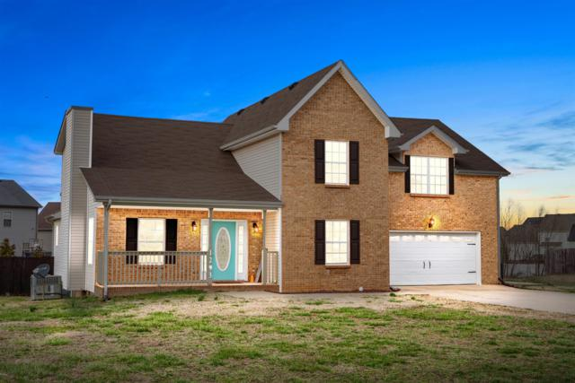 1293 Suellen Way, Clarksville, TN 37042 (MLS #2012325) :: RE/MAX Choice Properties