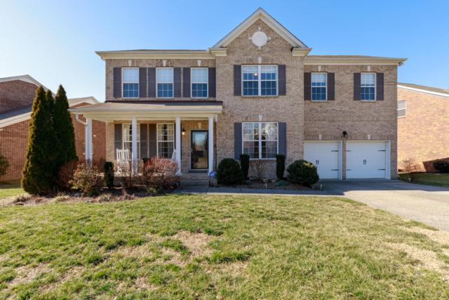 1008 Aenon Cir, Spring Hill, TN 37174 (MLS #2012334) :: REMAX Elite