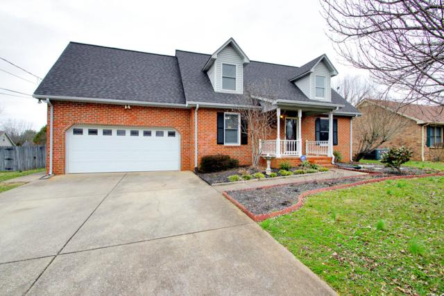 2330 Briar Bend Dr, Murfreesboro, TN 37128 (MLS #2012384) :: John Jones Real Estate LLC