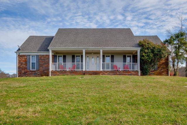 8025 Dry Creek Rd, Mount Pleasant, TN 38474 (MLS #2012398) :: Nashville on the Move
