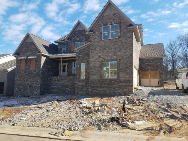 921 Redstone; Lot 5, Nolensville, TN 37135 (MLS #2012421) :: Nashville on the Move