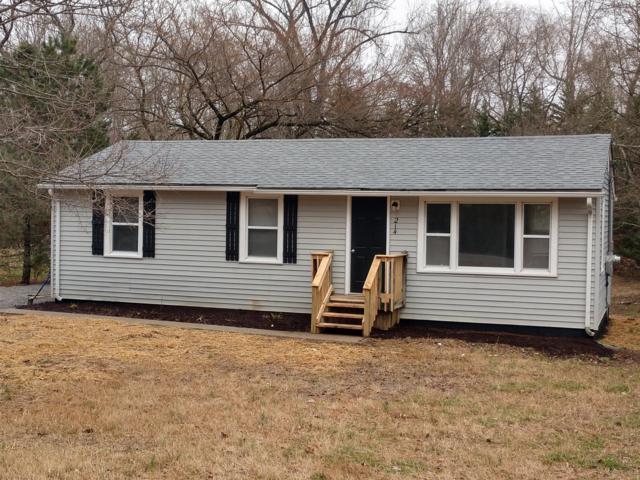 214 Old Hopkinsville Hwy, Clarksville, TN 37042 (MLS #2012443) :: Five Doors Network