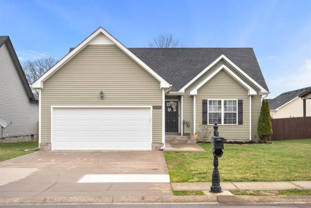 3733 Gray Fox Dr, Clarksville, TN 37040 (MLS #2012470) :: Five Doors Network