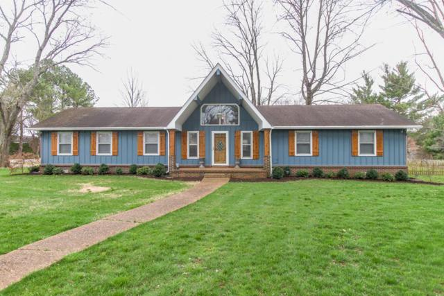 2133 Twin Feather Dr, Murfreesboro, TN 37129 (MLS #2012483) :: Five Doors Network