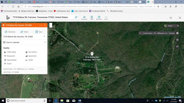 7218 Bahne Rd, Fairview, TN 37064 (MLS #2012524) :: Kari Powell Group