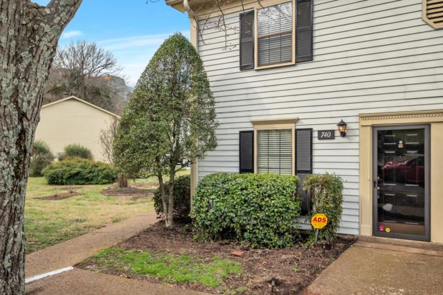 740 Fox Ridge Dr, Brentwood, TN 37027 (MLS #2012606) :: The Helton Real Estate Group