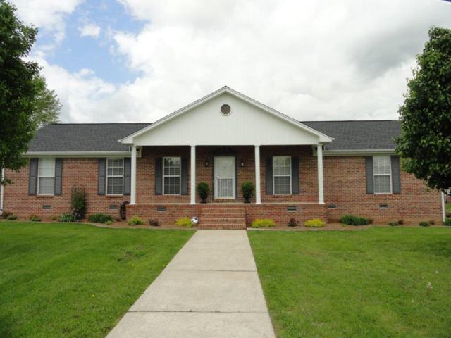 1702 South Cannon Boulevard, Shelbyville, TN 37160 (MLS #2012617) :: EXIT Realty Bob Lamb & Associates
