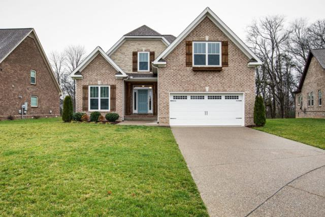 3019 Foust Dr, Spring Hill, TN 37174 (MLS #2012651) :: Felts Partners