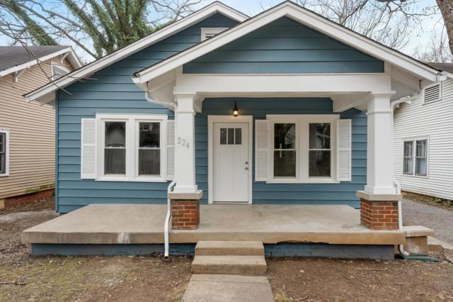 224 S Bilbro Ave, Murfreesboro, TN 37130 (MLS #2012867) :: Team Wilson Real Estate Partners