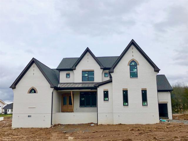 2634 Sanford Road, Nolensville, TN 37135 (MLS #2012886) :: The Helton Real Estate Group