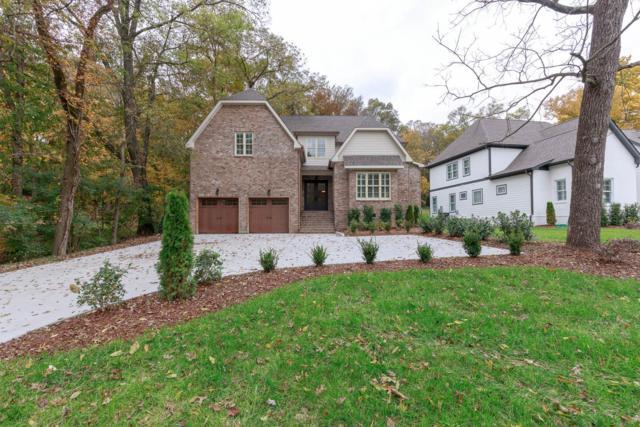 923 Downey Dr, Nashville, TN 37205 (MLS #2012944) :: Nashville's Home Hunters