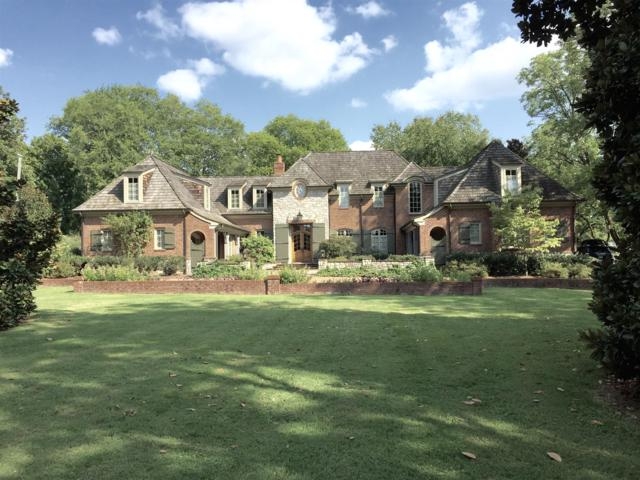 828 Belle Meade Blvd, Nashville, TN 37205 (MLS #2013017) :: RE/MAX Homes And Estates