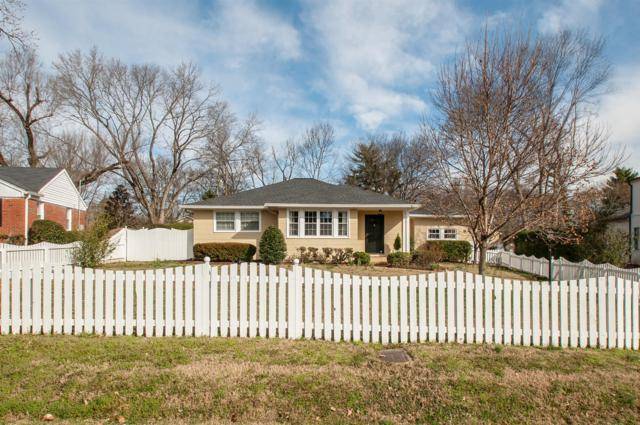 114 Allendale Dr, Nashville, TN 37205 (MLS #2013020) :: Ashley Claire Real Estate - Benchmark Realty