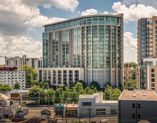 900 20Th Ave S Apt 811, Nashville, TN 37212 (MLS #2013184) :: HALO Realty