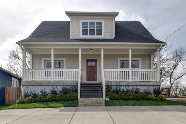 411 Mciver St, Nashville, TN 37211 (MLS #2013223) :: Team Wilson Real Estate Partners