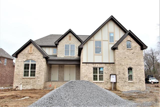 609 Montrose Dr. #312, Mount Juliet, TN 37122 (MLS #2013248) :: RE/MAX Homes And Estates