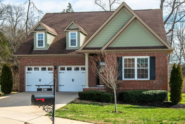 2141 Bluejay Ct, Hermitage, TN 37076 (MLS #2013274) :: The Miles Team | Compass Tennesee, LLC