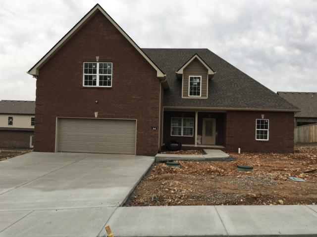 29 Lot 29 Grace Meade, Ashland City, TN 37015 (MLS #2013324) :: Nashville on the Move