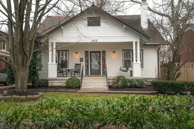 1513 Clayton Ave, Nashville, TN 37212 (MLS #2013360) :: FYKES Realty Group