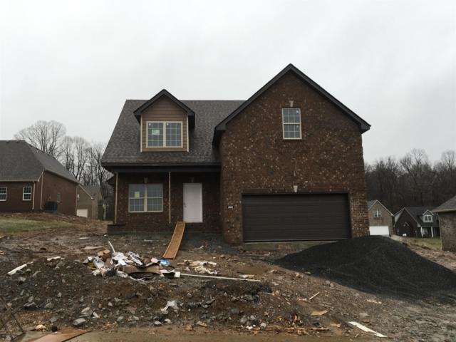 52 Lot 52 A, Ashland City, TN 37015 (MLS #2013362) :: Nashville on the Move