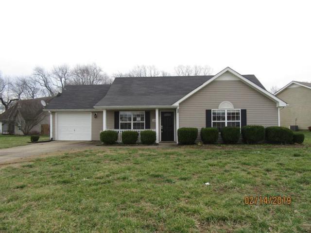 1024 Waterford Ct, Clarksville, TN 37040 (MLS #2013470) :: DeSelms Real Estate