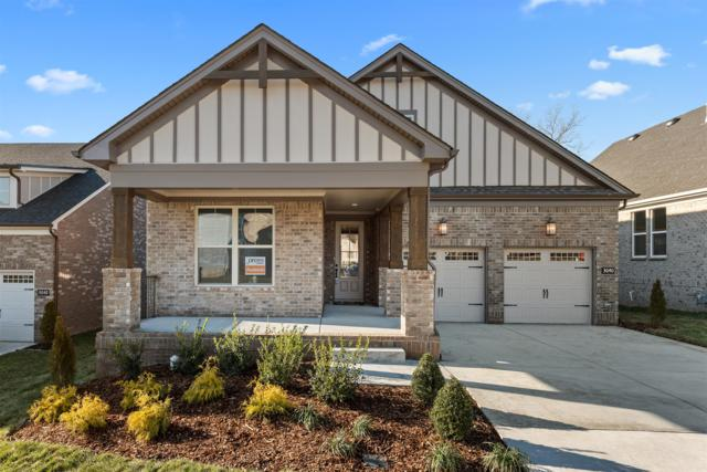 3040 Elliott Drive #68, Mount Juliet, TN 37122 (MLS #2013491) :: Team Wilson Real Estate Partners