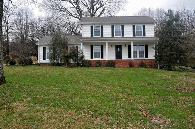 444 David Ave, Lewisburg, TN 37091 (MLS #2013652) :: Nashville on the Move