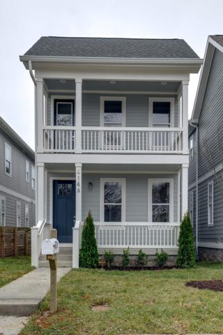 614 A 2nd St N, Nashville, TN 37207 (MLS #2013748) :: Oak Street Group