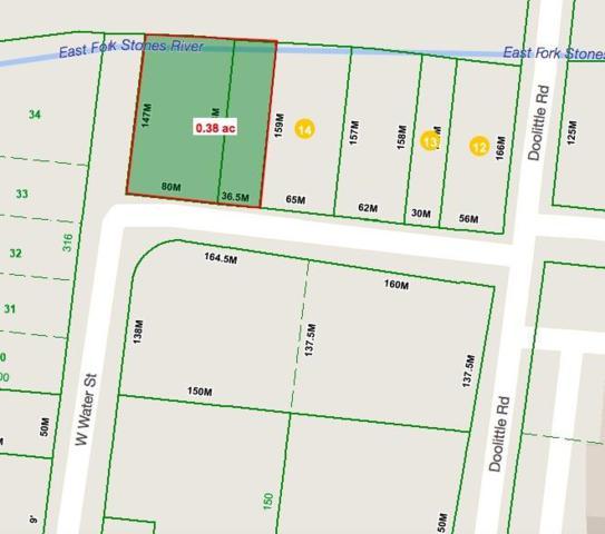 0 Water West Street, Woodbury, TN 37190 (MLS #2013816) :: REMAX Elite