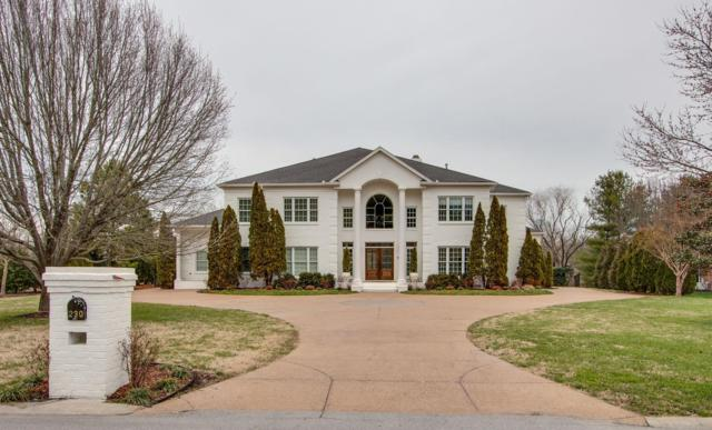 230 Pelham Dr, Brentwood, TN 37027 (MLS #2013838) :: Exit Realty Music City