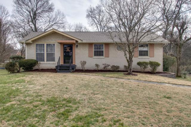 613 Des Moines Dr, Hermitage, TN 37076 (MLS #2013871) :: RE/MAX Choice Properties