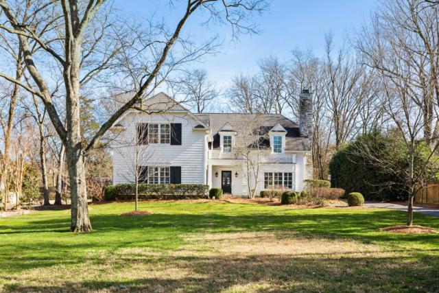 814 Westview Ave, Nashville, TN 37205 (MLS #2013891) :: DeSelms Real Estate