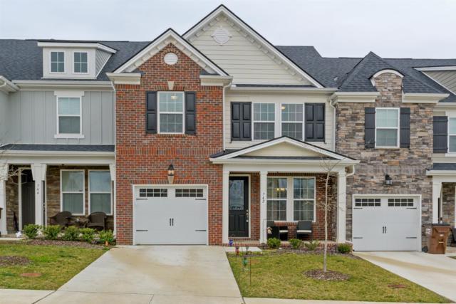 742 Tennypark Ln, Mount Juliet, TN 37122 (MLS #2013905) :: DeSelms Real Estate