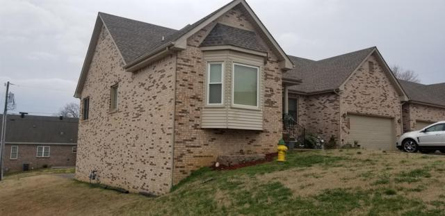 1818 Memorial Dr #46 #46, Clarksville, TN 37043 (MLS #RTC2013980) :: Black Lion Realty
