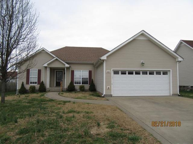 3648 S Jot Dr, Clarksville, TN 37040 (MLS #2014042) :: Black Lion Realty