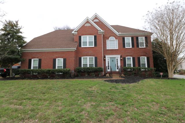 117 Newton Nook, Brentwood, TN 37027 (MLS #2014045) :: Exit Realty Music City