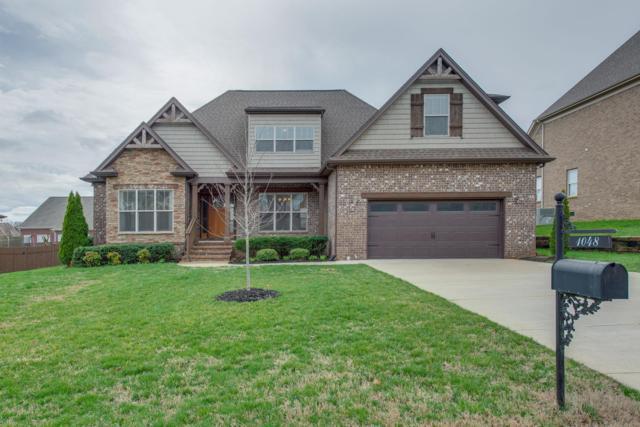 1048 Neal Crest Cir, Spring Hill, TN 37174 (MLS #2014196) :: DeSelms Real Estate