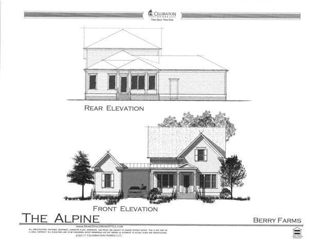 9037 Berry Farms Crossing, Franklin, TN 37064 (MLS #2014234) :: The Easling Team at Keller Williams Realty