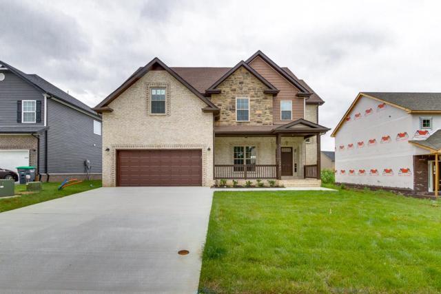 1264 Upland Terrace, Clarksville, TN 37043 (MLS #2014319) :: Nashville's Home Hunters