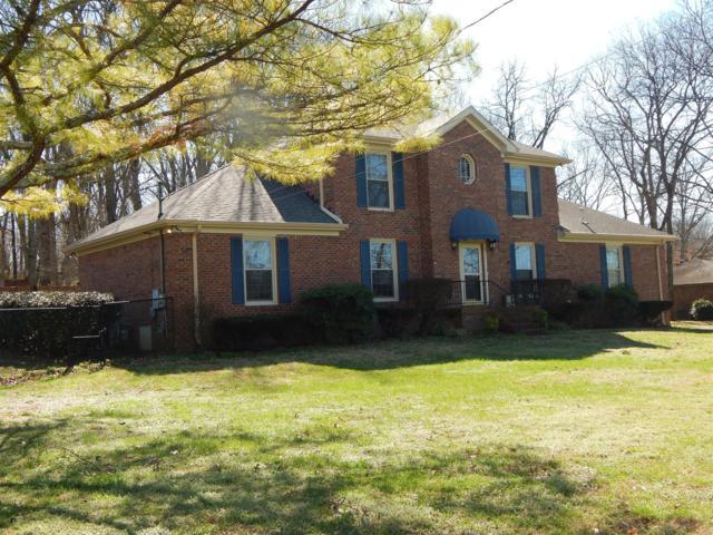 112 E Shady Trl, Old Hickory, TN 37138 (MLS #2014359) :: Nashville on the Move