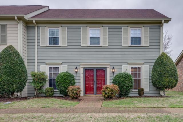 1012 General George Patton Rd, Nashville, TN 37221 (MLS #2014374) :: The Kelton Group
