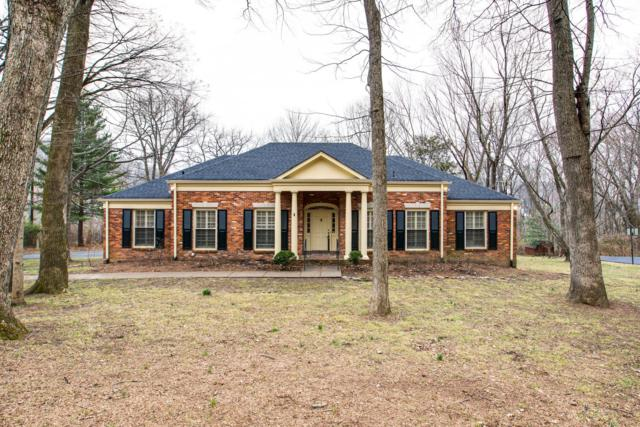 5319 Lancelot Rd, Brentwood, TN 37027 (MLS #2014379) :: Nashville on the Move