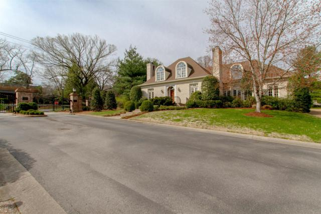 1 Old Club Ln, Nashville, TN 37215 (MLS #2014760) :: Nashville on the Move
