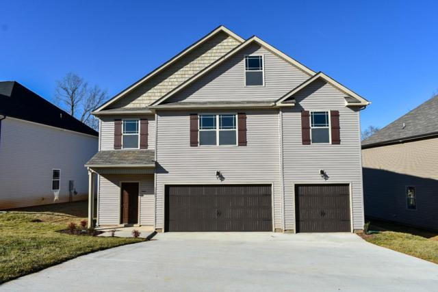 1181 West Creek Farms, Clarksville, TN 37042 (MLS #2014852) :: Berkshire Hathaway HomeServices Woodmont Realty