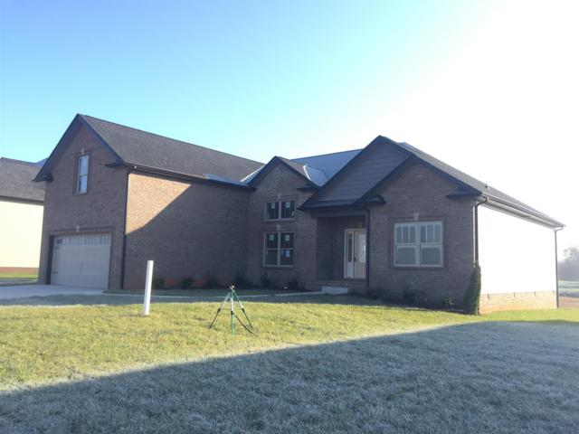 1137 Upland Terrace, Clarksville, TN 37043 (MLS #2014995) :: Nashville's Home Hunters