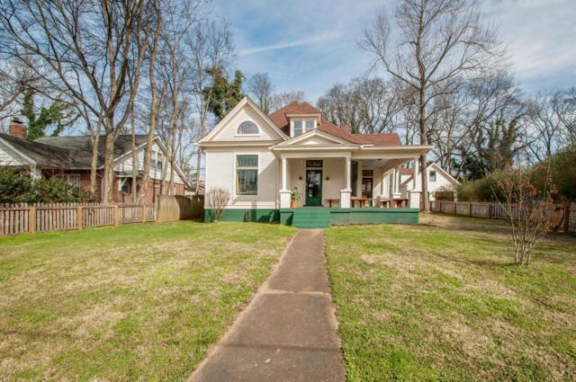 2019 Greenwood Ave, Nashville, TN 37206 (MLS #2015151) :: Nashville's Home Hunters