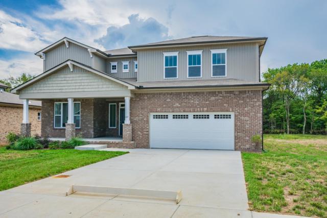 607 Inez Dr Lot 10, Smyrna, TN 37167 (MLS #2015552) :: RE/MAX Choice Properties